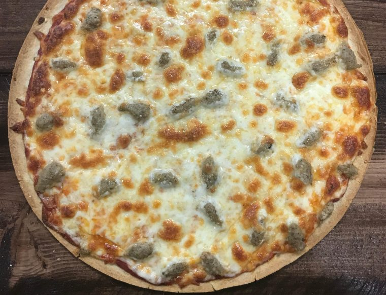 Big Time Meals | Italian Sausage Pizza