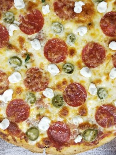 Big Time Meals | Jalapeno Popper Pizza