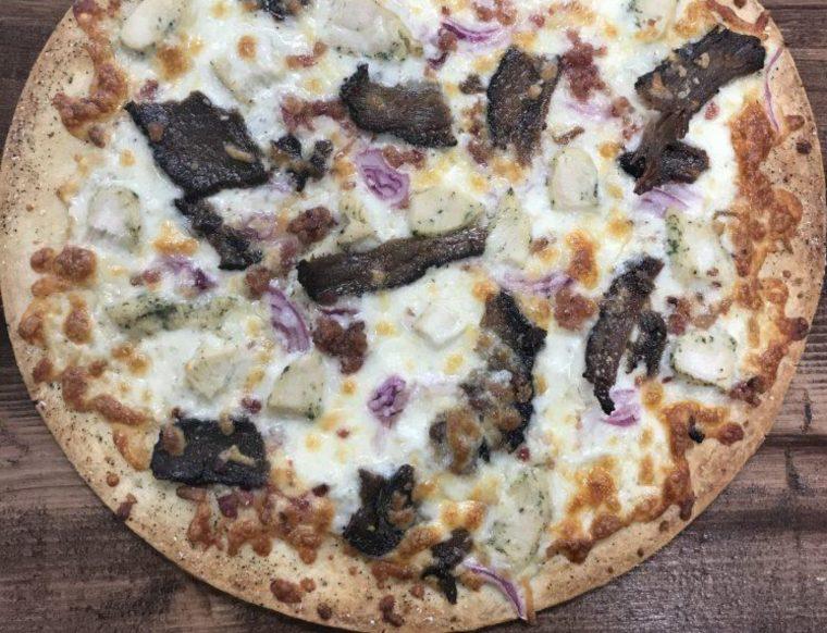 Big Time Meals | Chicken & Brisket Pizza